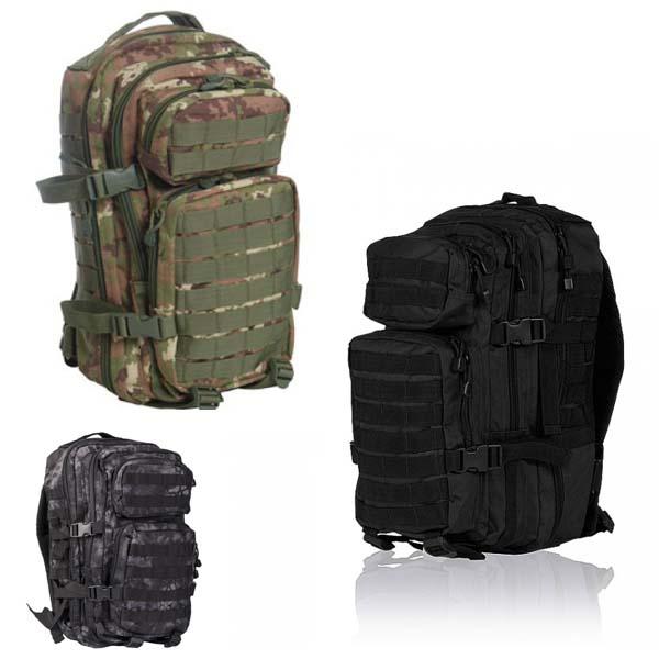 Ryggsekk - US Assault pack -  20 Liter