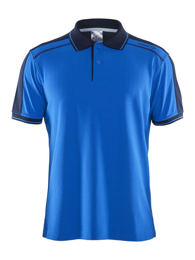 Craft Noble polo pique shirt  Mann