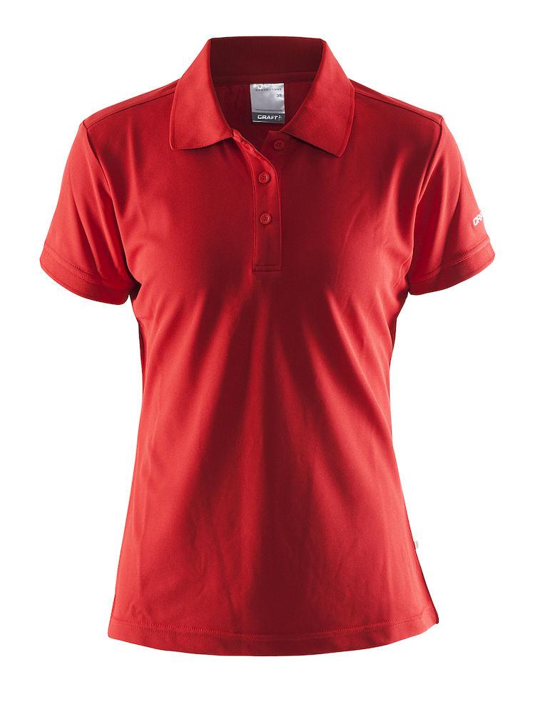 Craft Polo shirt pique classic  Dame