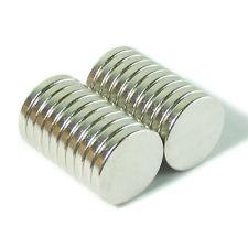 Magnet 5 x 0.8 mm Neodym  Rund