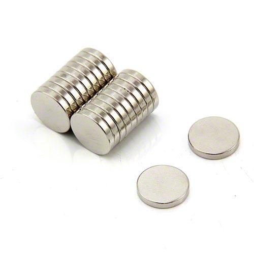 Magnet Neodym 8 x 1mm rund