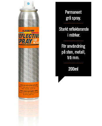 Refleks spray Light Metallic