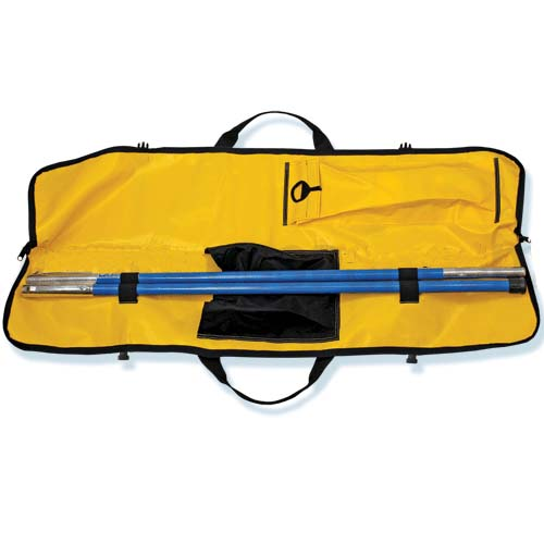 Vinyl 4' stang transport bag