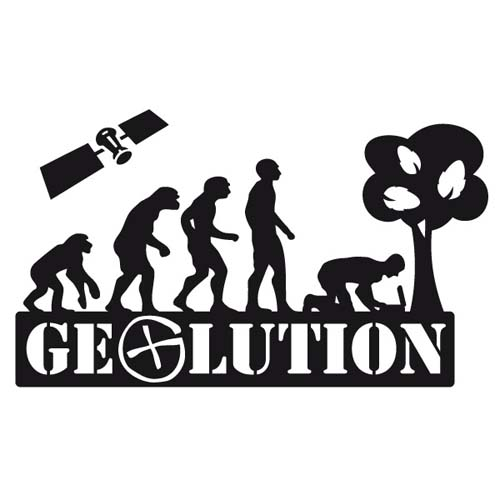 Klistremerke - Geolution