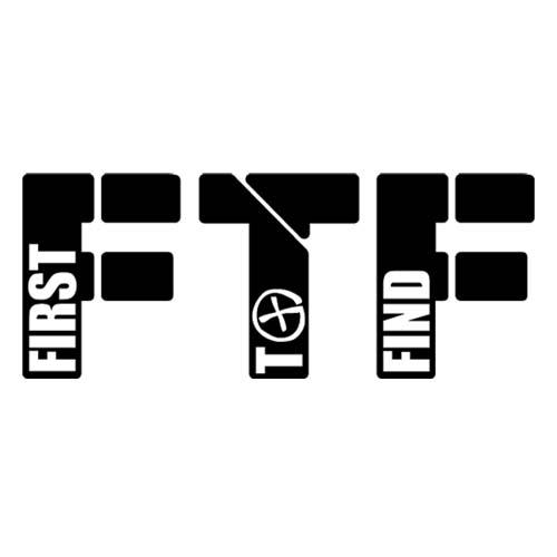 Klistremerke - FTF