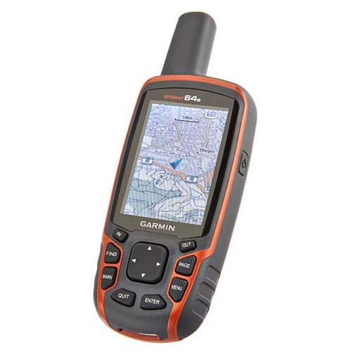 Garmin GPSMAP® 64s, Worldwide