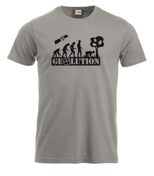 T-skjorte - Geolution