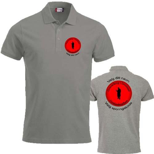 Grenlandsmafiaen Piquet skjorte