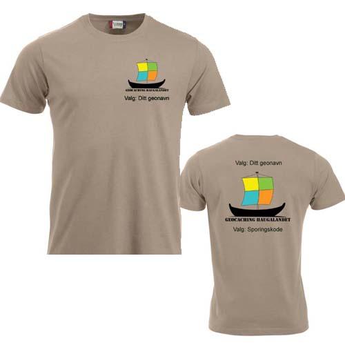 Haugalandet T-skjorte bomull