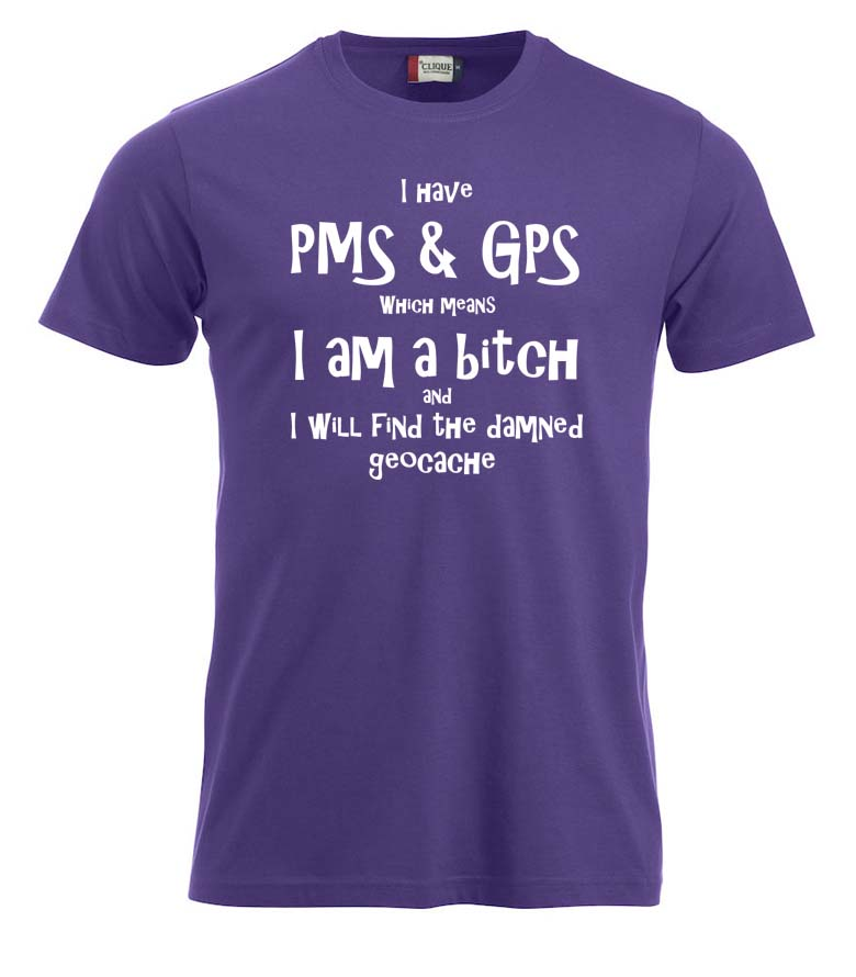 T-skjorte - PMS