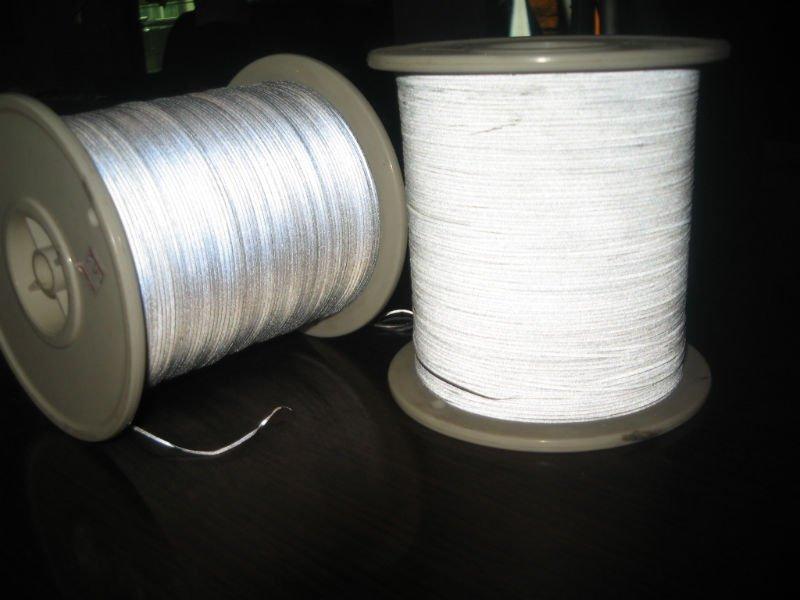 Reflekterende tråd 2mm