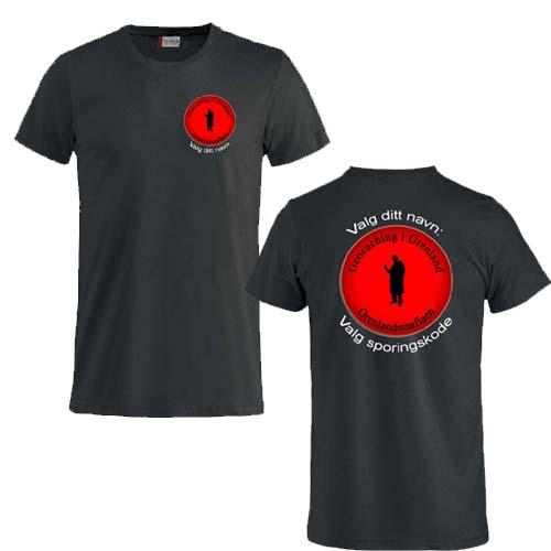Grenlandsmafiaen T-skjorte bomull