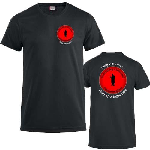 Grenlandsmafiaen Herre T-skjorte polyester