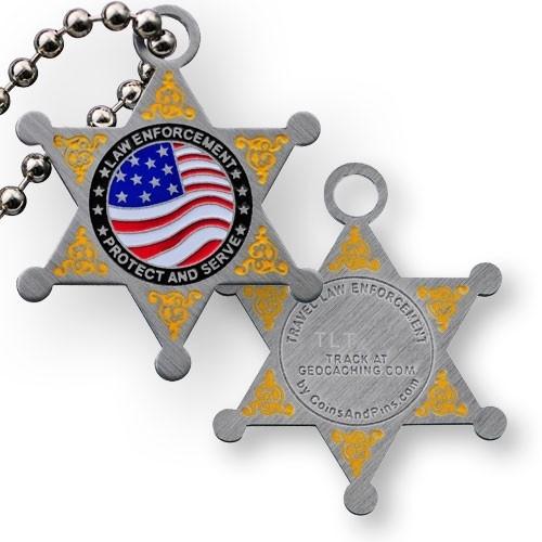 Law Enforcement Tag