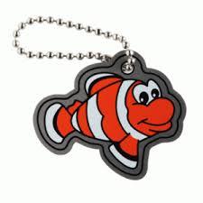 Tag. Clownfish Cachekinz
