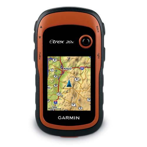 Garmin eTrex® 20x Western Europe