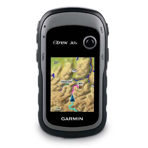 Garmin eTrex® 30x, Western Europe