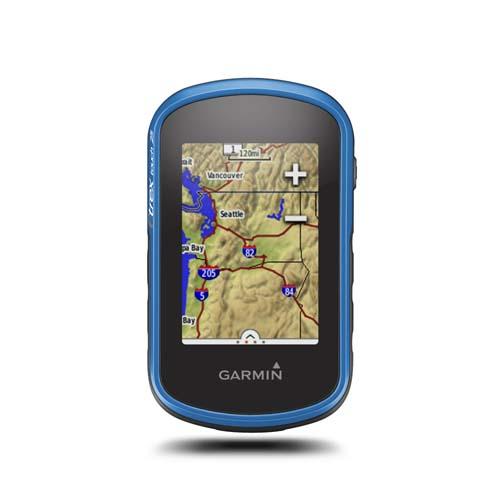 Garmin eTrex® Touch 25, Western Europe
