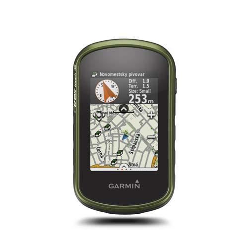 Garmin eTrex® Touch 35, Western Europe