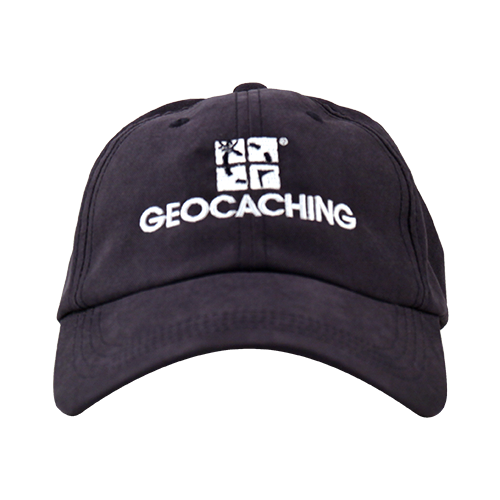 Geocaching Logo Cap- Navy Blue