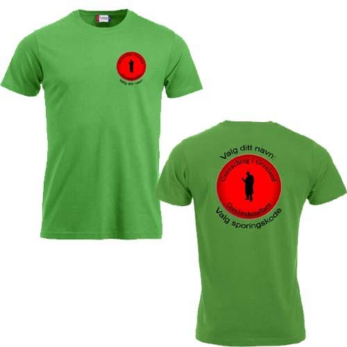 Grenlandsmafiaen T-skjorte bomull Junior