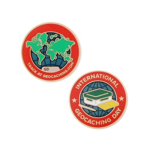 International Geocaching Day- Micro Geocoin