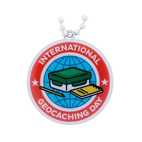 International Geocaching Day- Travel Tag