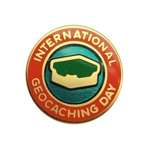 2016 International Geocaching Day- Nano Geocoin