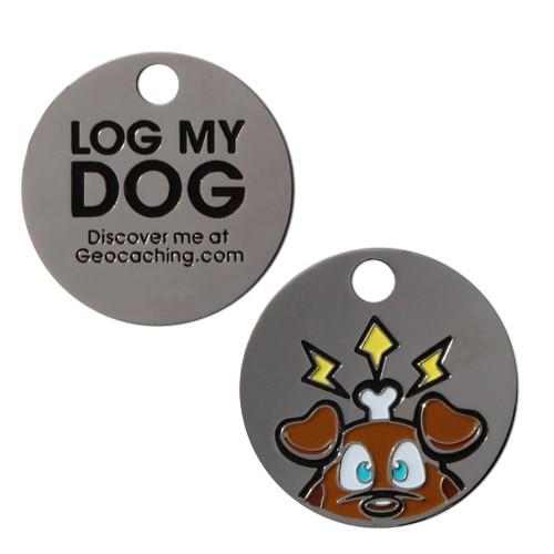Log My Dog Tag