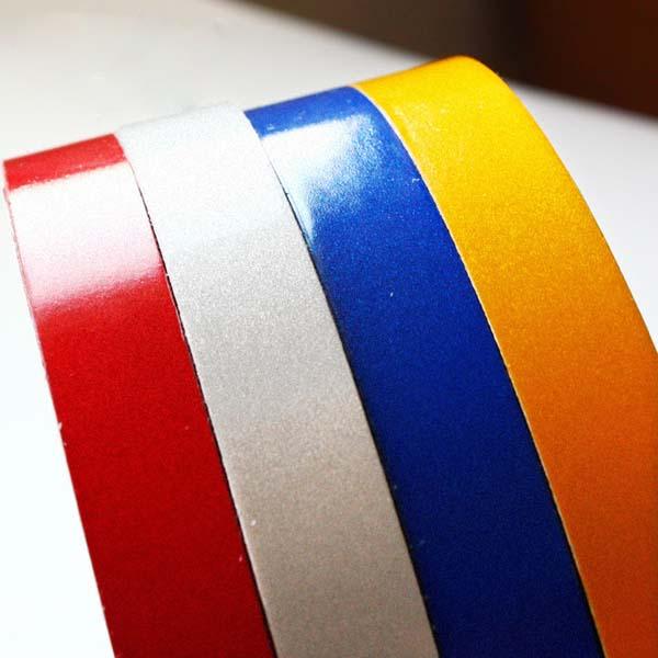 Reflekterende tape 5cm - 5m
