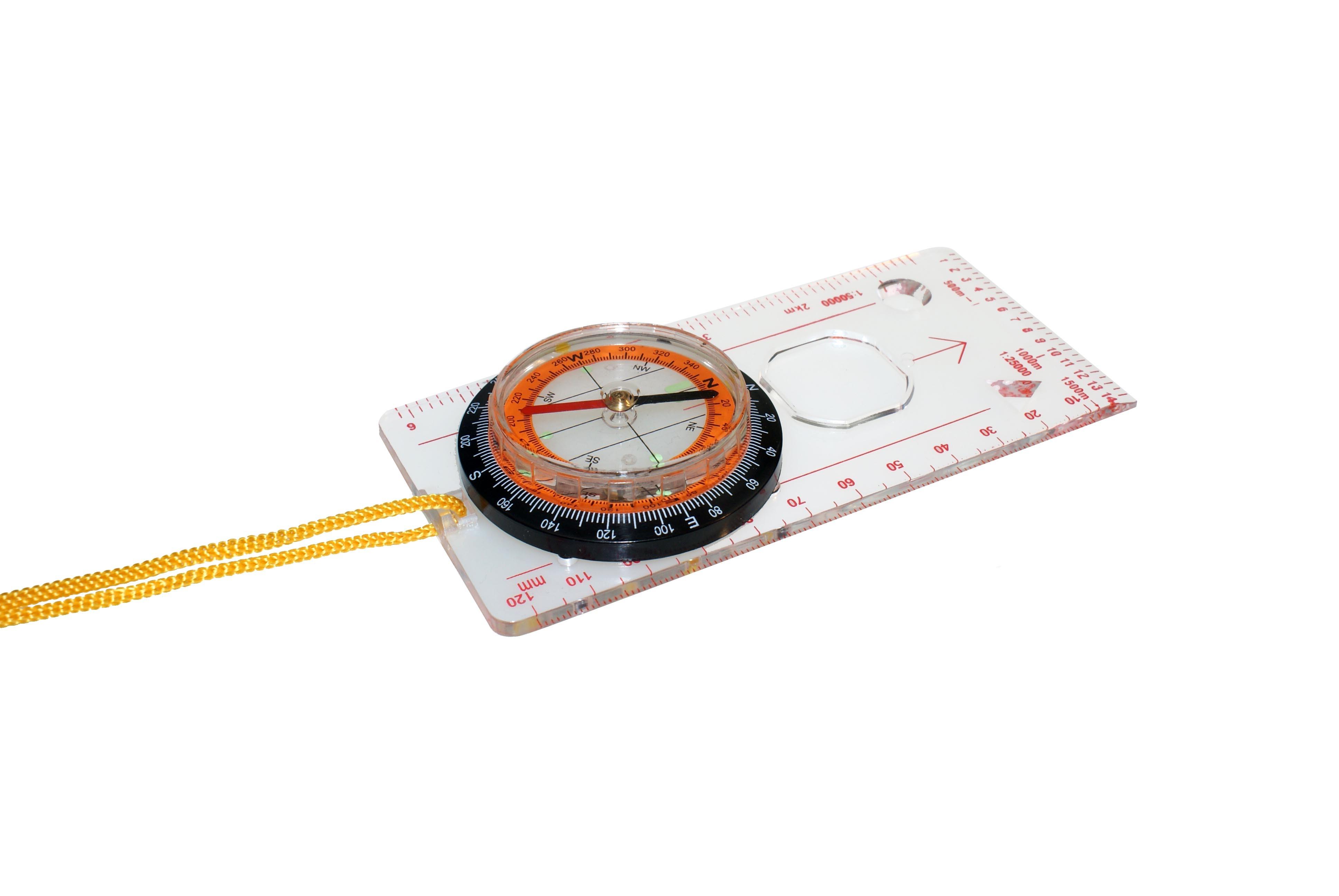 Orienterings kompass