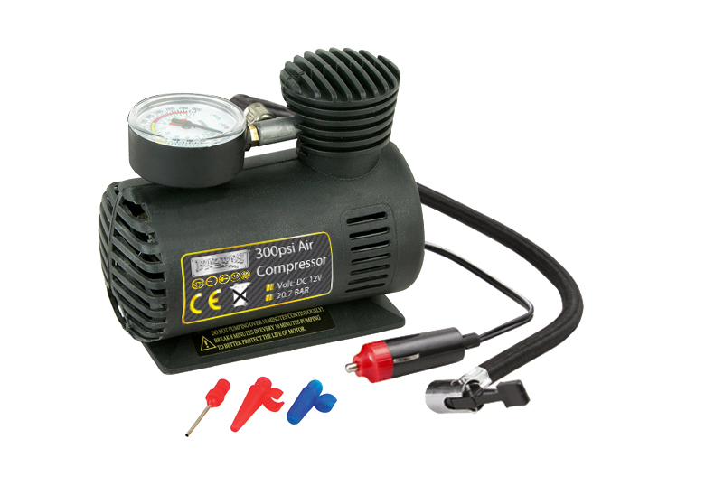 Kompressor 300 psi - 12V