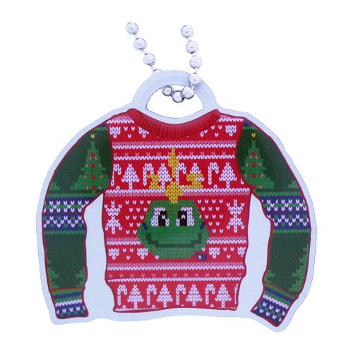 Signal Holiday Sweater Tag