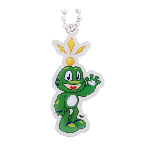 Tag. Signal the Frog®