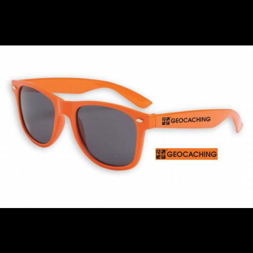 Geocaching Logo Solbriller
