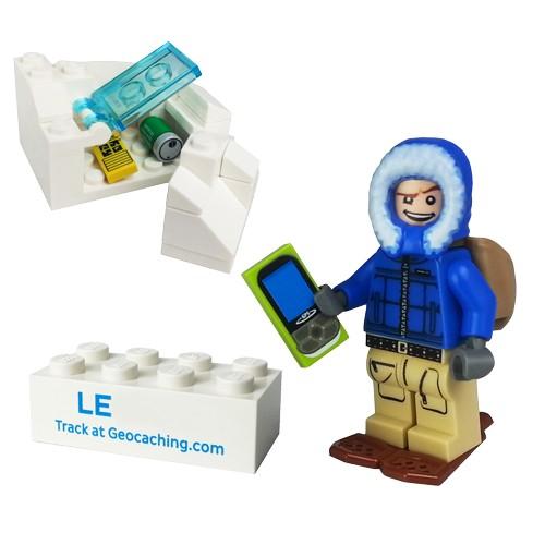 LEGO™ Vinter T5 Cache set med sporbar brikke