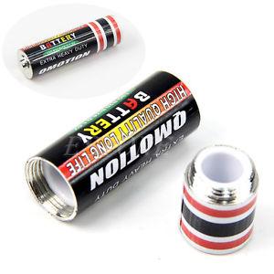 Cache beholder AA batteri