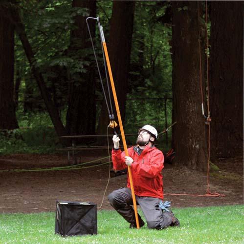 BIG SHOT® sett med 2 stk 1.3 meters stenger