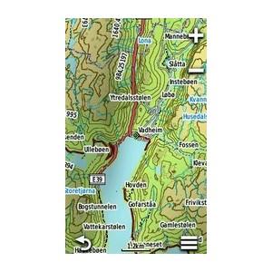 Topo Norway Experience Pro V3 Geosport No
