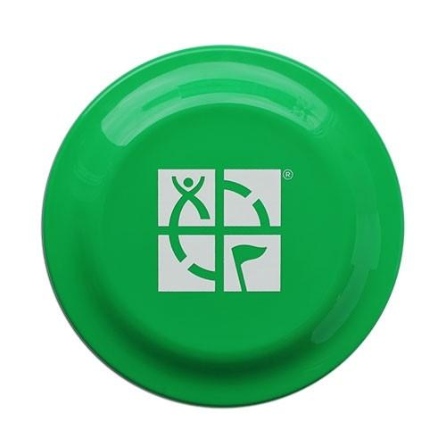 Frisbee Geocaching Logo