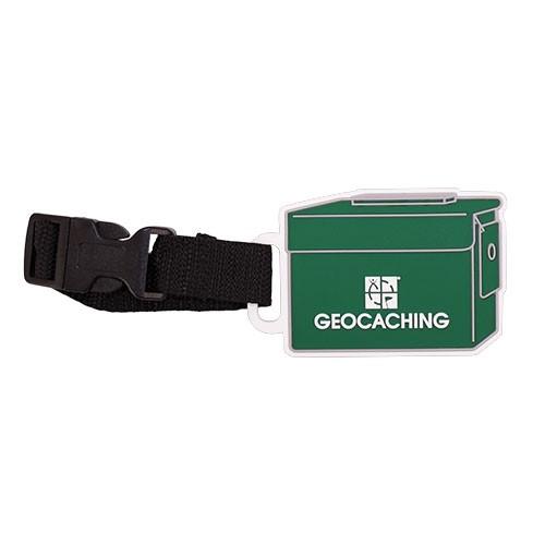 Geocaching Bagasje Tag