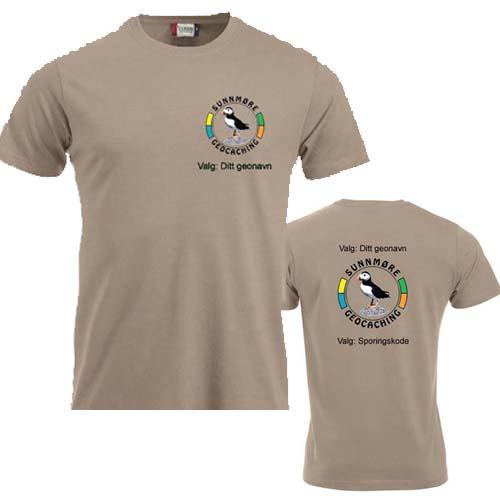 Sunnmøre T-skjorte bomull