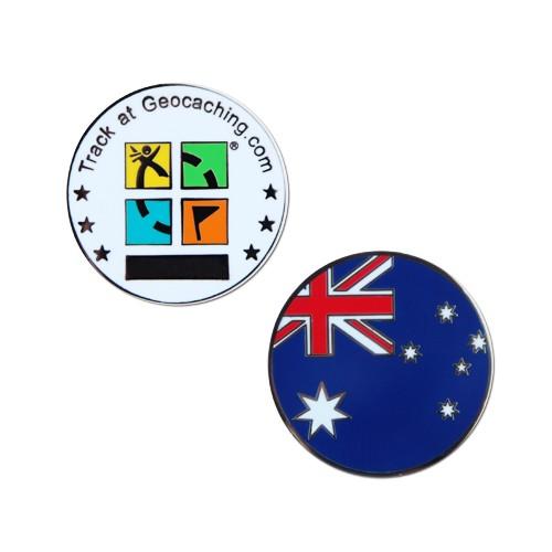 Micro Geocoin- Australia