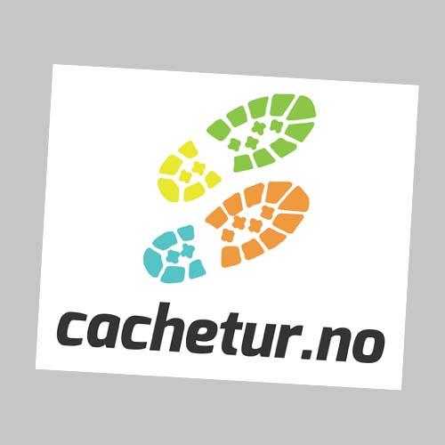 Cachetur.no klistremerke
