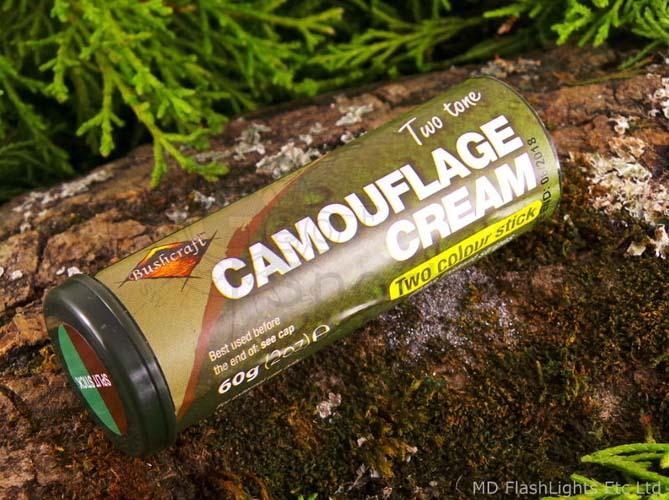 To farget camo stick