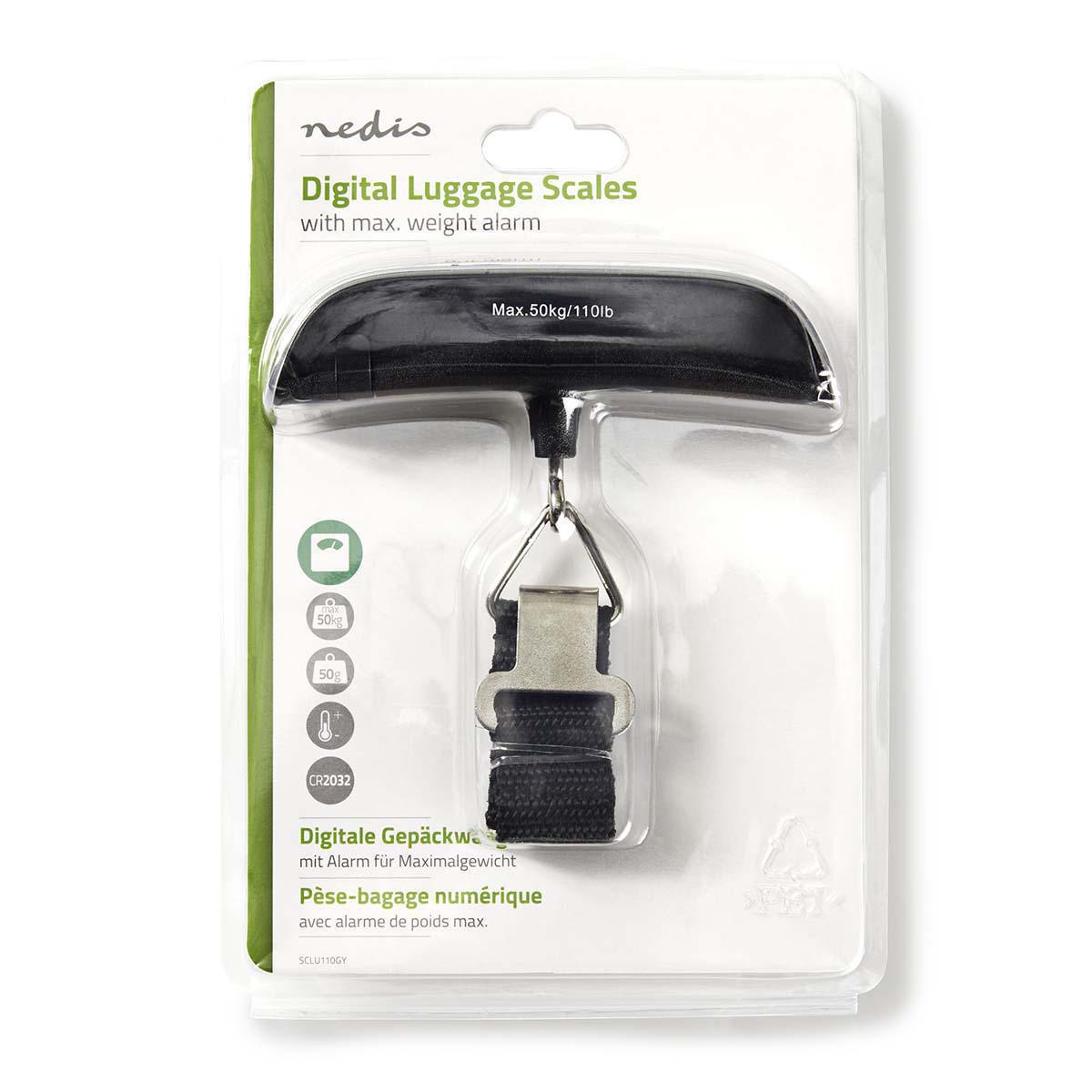 Digital bagasjevekt