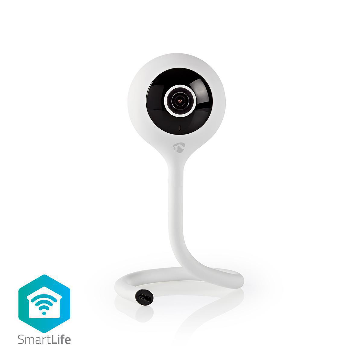 Smart IP-kamera med WiFi - Klimasensor