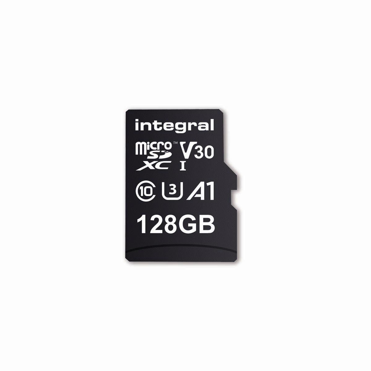 microSDXC / SD Minnekort V30 128 GB