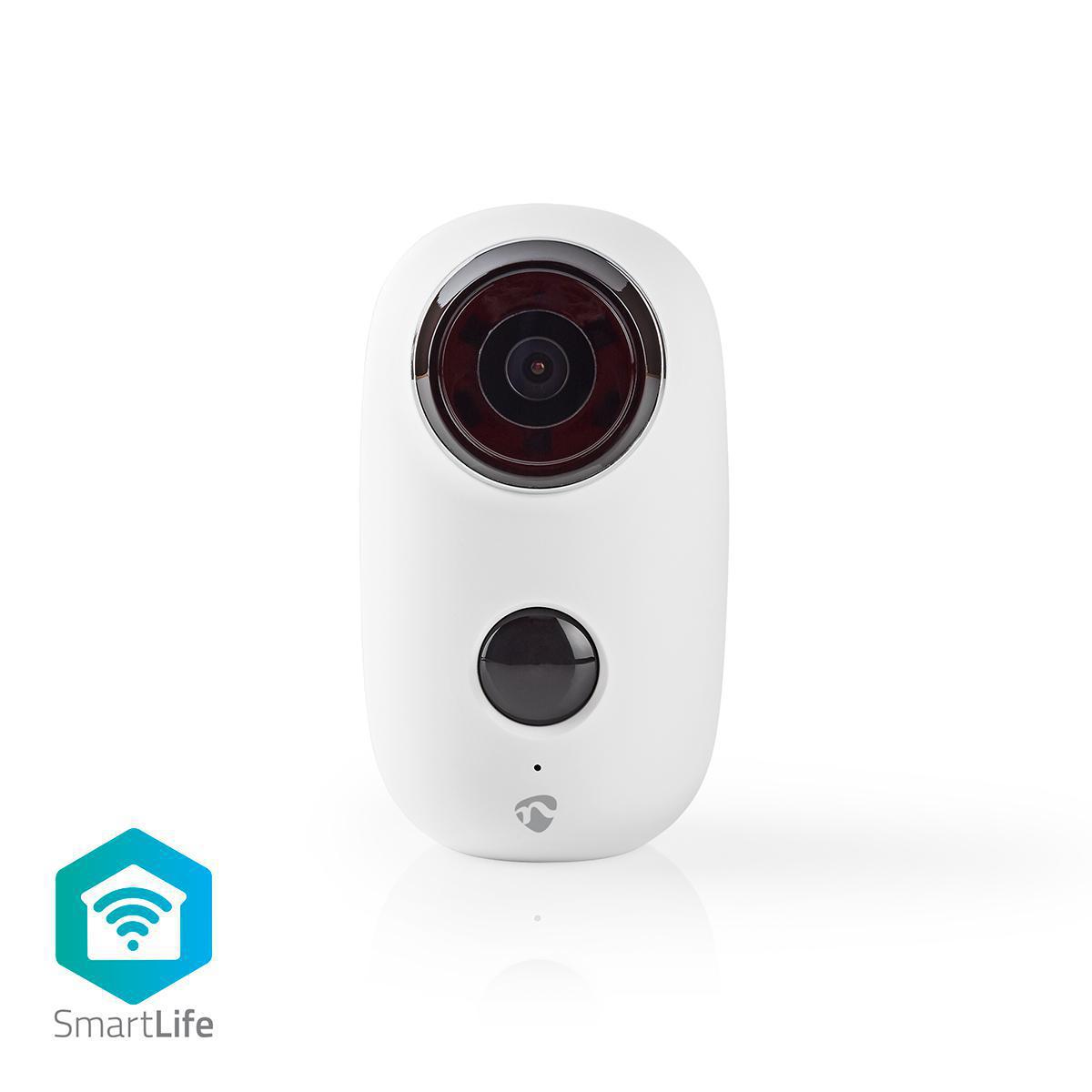 Smart Oppladbart IP-Kamera Utendørs PIR-Bevegelsessensor